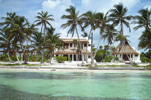 investissement immobilier à l'étranger Xcalak Mexique crowdfunding immobilier
