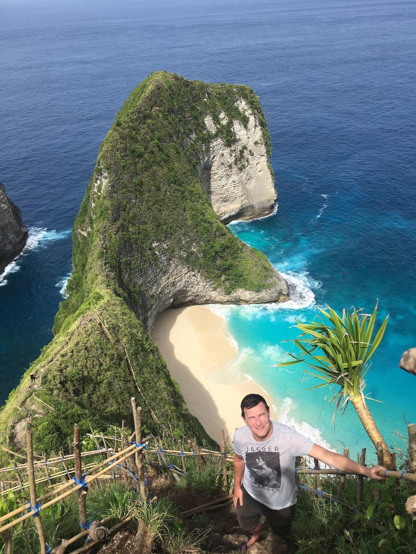 à voir à Nusa Penida : Kelingking