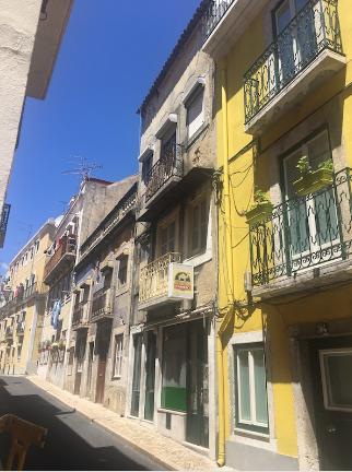 immeuble levée de fonds investissement crowdfunding immobilier à Lisbonne