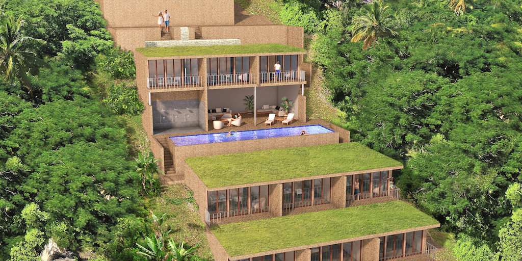 Crowdfunding à Bali Investir Hotel Nusa Penida