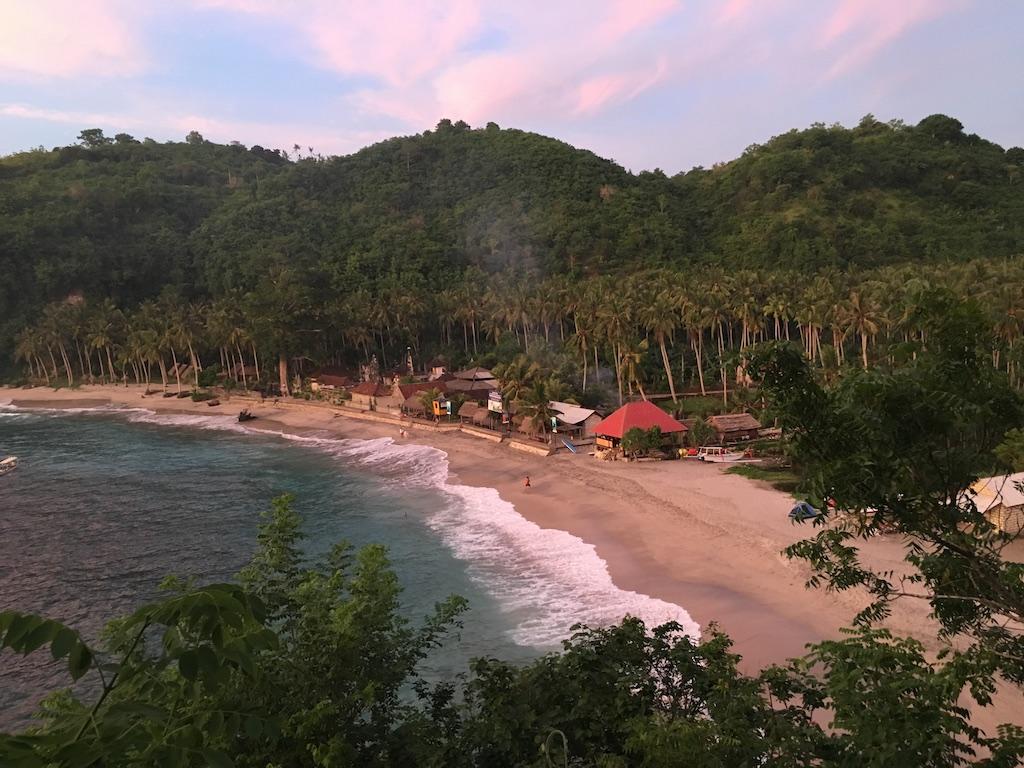 à voir à Nusa Penida : Crystal Bay