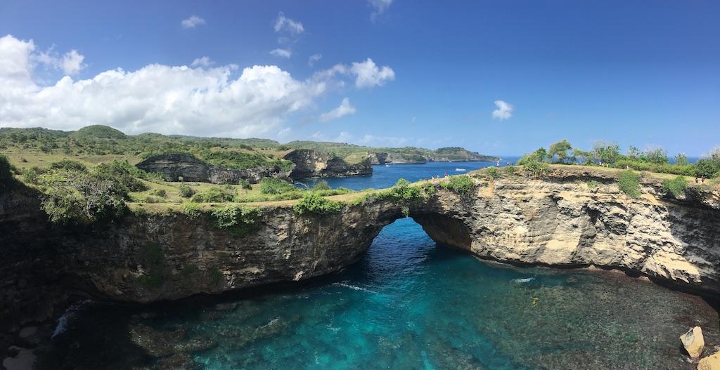 Crowdfunding à Bali Investir Nusa Penida Broken Beach