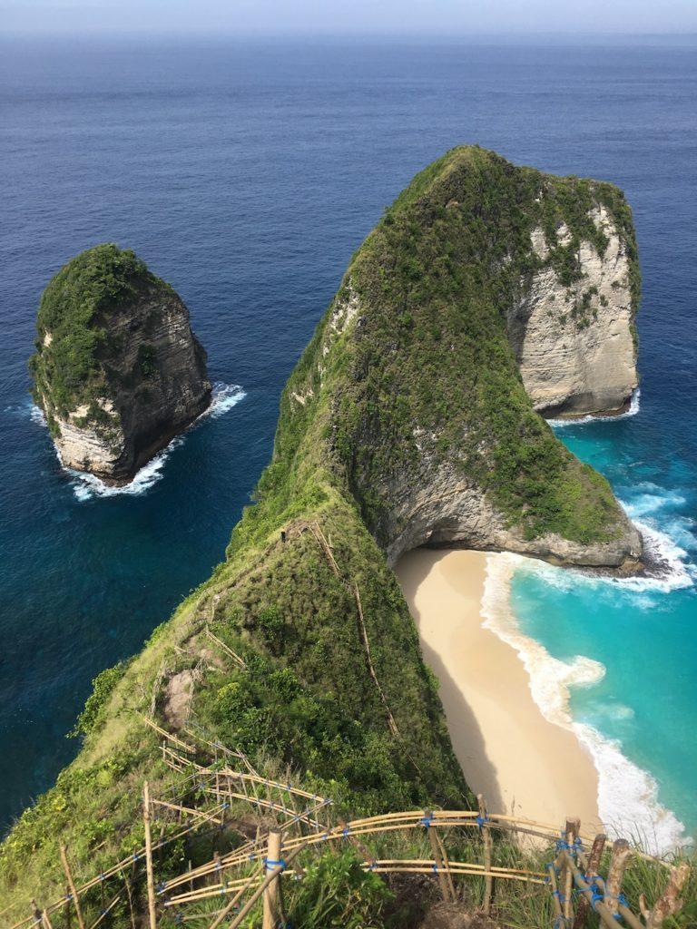 Crowdfunding à Bali Investir Nusa Penida Kelingking Beach