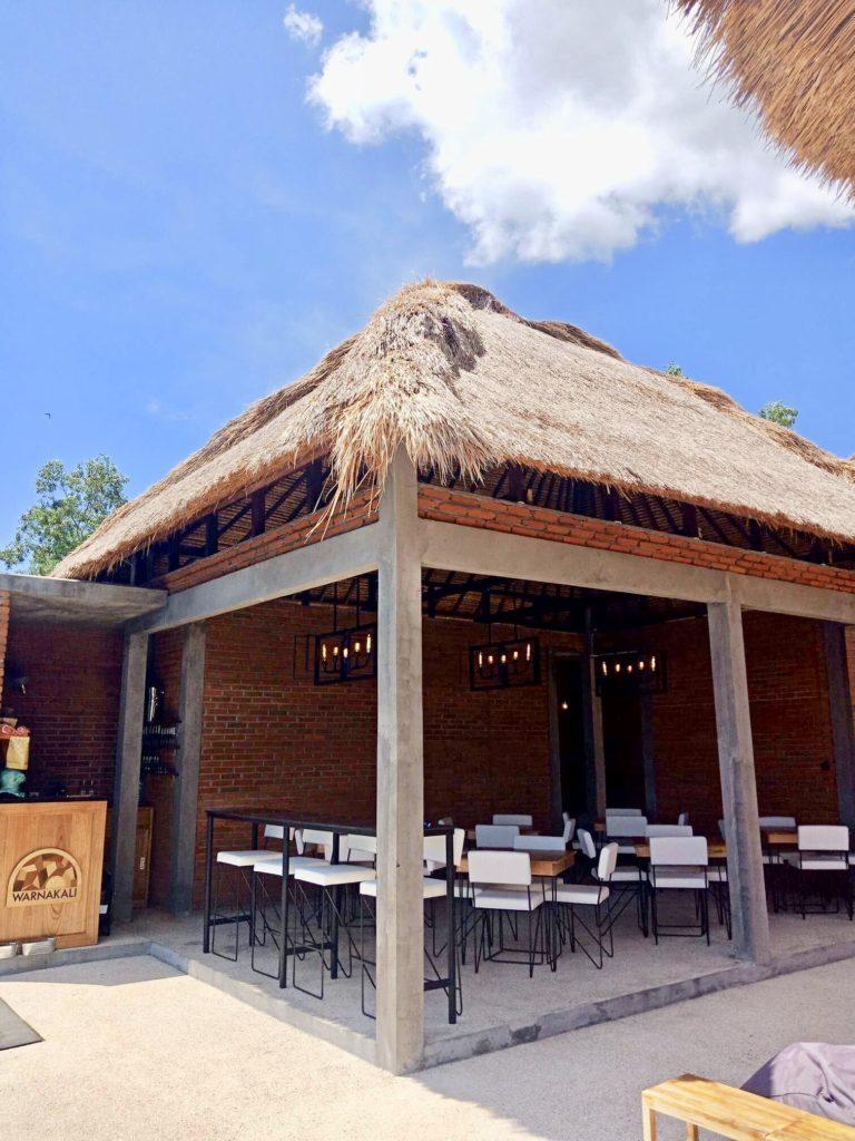 Restaurant Warnakali Nusa Penida