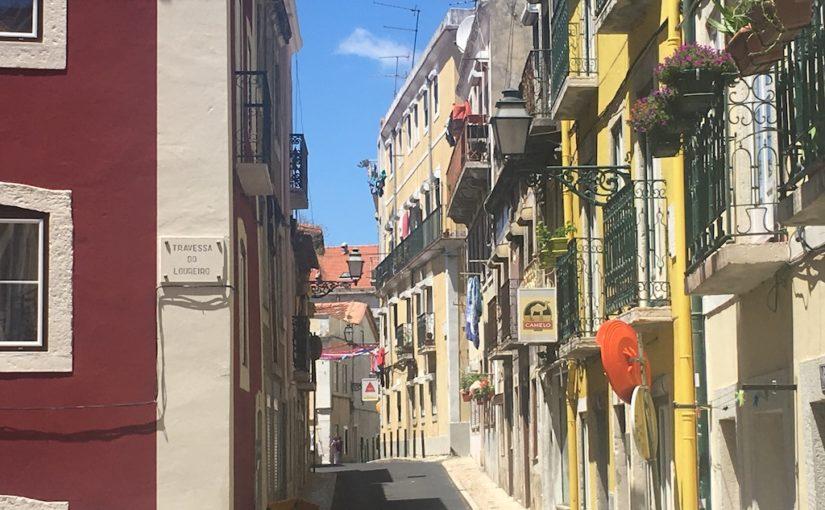 Crowdfunding à Lisbonne : démarrage du projet Passadiço