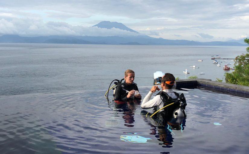 Le centre de plongée Warnakali se développe à Nusa Penida